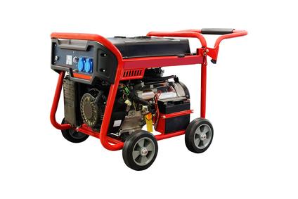 Diesel oder Benzin Generator