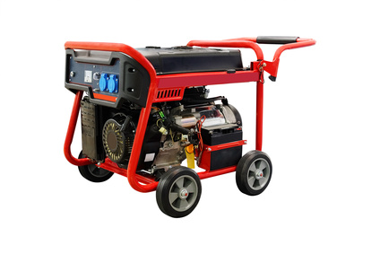 Diesel oder Benzingenerator