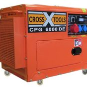 Cross Tools Generatoren CPG 6000 DE, orange, 4011458680368