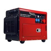 Matrix Stromgenerator rot