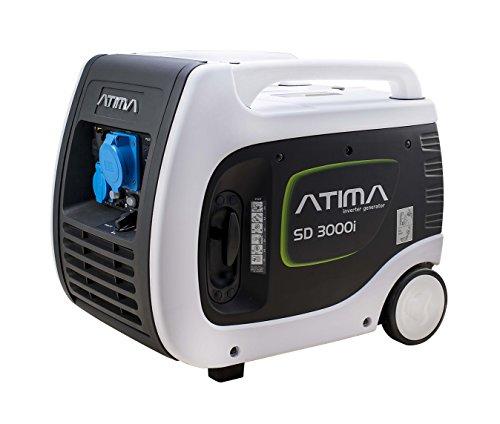 atima sd3000i inverter stromgenerator wohnmobil 3000 watt. Black Bedroom Furniture Sets. Home Design Ideas