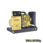 Diesel Generator KIPOR 400 V gelb