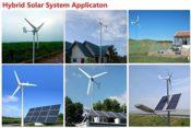 400W Windkraftanlage
