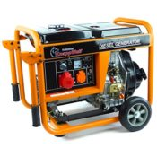 Diesel Stromerzeuger 5000 Watt
