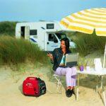 Honda Inverter Stromerzeuger Camping