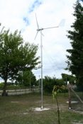 Windkraftanlage 1000 W Komplett Set -