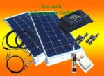 Solaranlage Komplettpaket