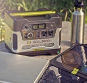 Generator - mobiler Energiespeicher