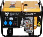 Heinrich Diesel Stromaggregat