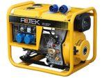 Rotek Diesel Stromerzeuger GD4